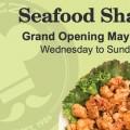 Seafood Shack Opens Soon!
